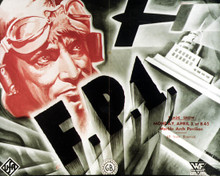 Poster & Conrad Veidt in F.P.1 aka F.P.1 Doesn't Answer Poster and Photo