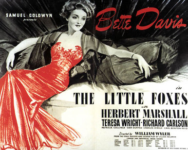 Poster of The Little Foxes (1941) Poster and Photo