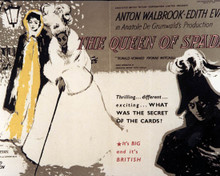 Poster & Anton Walbrook in The Queen of Spades Poster and Photo