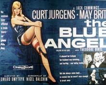 Poster & Curd Jurgens in The Blue Angel aka Der Blaue Engel (1930) Poster and Photo