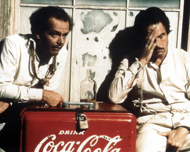 Jack Nicholson & Warren Beatty in The Fortune Poster and Photo