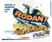 Poster of Rodan! aka Rodan the Flying Monster Poster and Photo