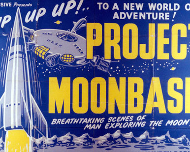 Poster of Project Moonbase Poster and Photo