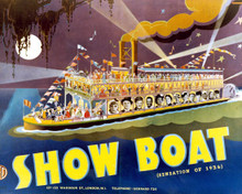 Poster & Irene Dunne in Show Boat (1936) Poster and Photo