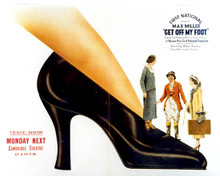 Poster & Max Miller in Get off My Foot Poster and Photo