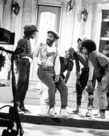 The Jackson Five & Bill Cosby Poster and Photo
