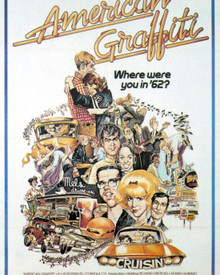 Poster of American Graffiti Poster and Photo