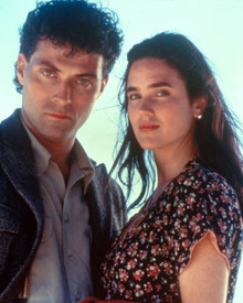 Rufus Sewell & Jennifer Connelly in Dark City (1998) Poster and Photo