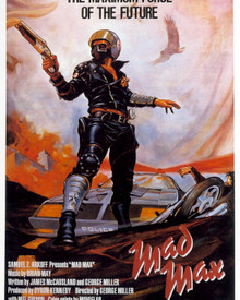 Poster of Mad Max Poster and Photo