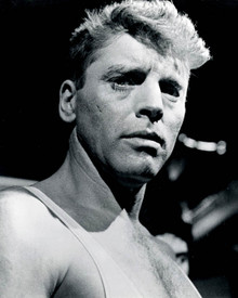 Burt Lancaster in Trapeze Poster and Photo