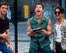 Mark Wahlberg & James Madio in The Basketball Diaries Poster and Photo