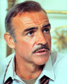 Sean Connery in Meteor Poster and Photo