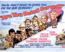 Poster of Are You Being Served (film version) Poster and Photo