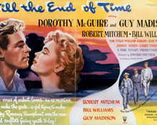Poster & Guy Madison in Till the End of Time Poster and Photo