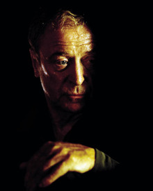 Michael Caine in The Quiet American Poster and Photo