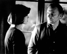 Irene Jacob & Jean-Louis Trintignant in Three Colors Red aka Three Colors: Red aka Trois coleurs: Rouge Poster and Photo