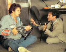 Robin Williams & Tim Robbins in Cadillac Man Poster and Photo