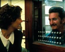 Sean Penn & Susan Sarandon in Dead Man Walking Poster and Photo