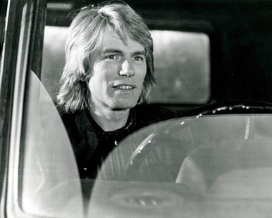 Adam Faith in Budgie Poster and Photo