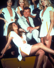 Roger Moore in Moonraker Poster and Photo