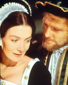 Vanessa Redgrave & Robert Shaw in A Man For All Seasons (1966) Poster and Photo