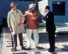 Jacques Tati in Mon Oncle Poster and Photo