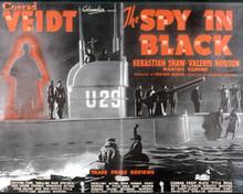 Poster & Conrad Veidt in The Spy In Black aka U-Boat 39 Poster and Photo