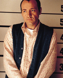 Kevin Spacey in The Usual Suspects Poster and Photo