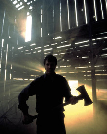 Bill Paxton in Frailty Poster and Photo