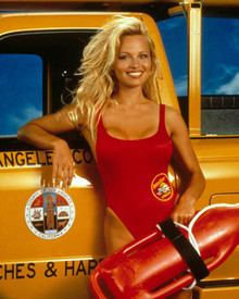 Pamela Anderson in Baywatch Poster and Photo