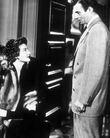 Ava Gardner & James Mason in East Side West Side aka Ville Haute, Ville Basse Poster and Photo