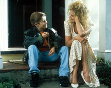Michael Patrick Carter & Melanie Griffith in Milk Money Poster and Photo