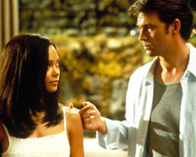 Dougray Scott & Thandie Newton in Mission: Impossible 2 Poster and Photo