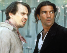 Antonio Banderas & Steve Buscemi in Desperado Poster and Photo