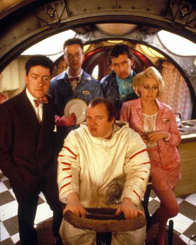 Cast of Morons from Outer Space Poster and Photo