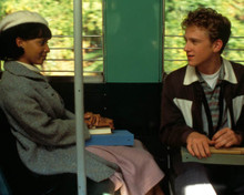 Ben Foster & Rebekah Johnson in Liberty Heights Poster and Photo