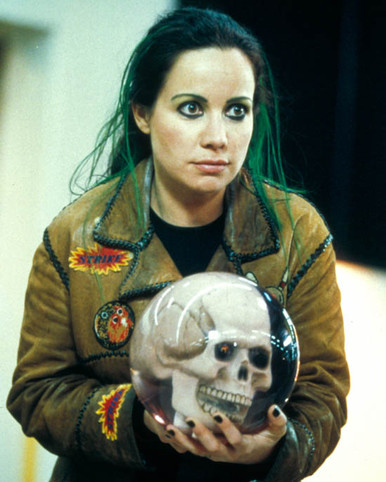 Janeane Garofalo in The Mystery Men Poster and Photo
