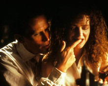 Peter Weller & Monique Mercure in Naked Lunch Poster and Photo