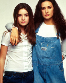 Gaby Hoffmann & Demi Moore in Now and Then Poster and Photo