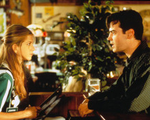 Jennifer Aniston & Ron Livingston in Office Space Poster and Photo
