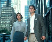 Zach Galligan & Phoebe Cates in Gremlins 2 : The New Batch Poster and Photo