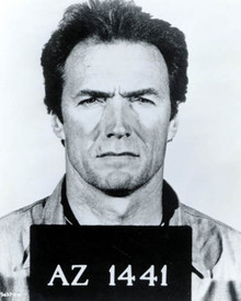 Clint Eastwood in Escape from Alcatraz Poster and Photo