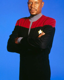 Avery Brooks in Star Trek : Deep Space Nine Poster and Photo