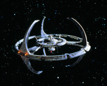 Starfleet Space Station in Star Trek : Deep Space Nine Poster and Photo