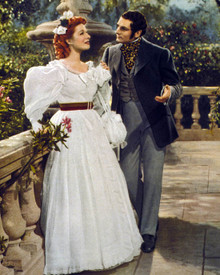 Laurence Olivier & Greer Garson in Pride and Prejudice (1940) Poster and Photo