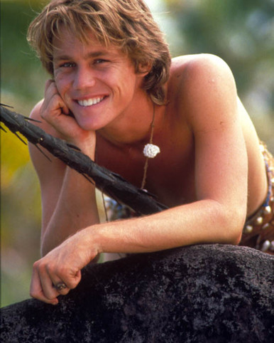 Brian Krause in Return to the Blue Lagoon Poster and Photo