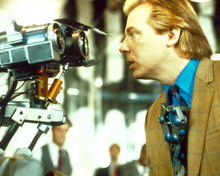 Michael McKean in Short Circuit 2 Poster and Photo