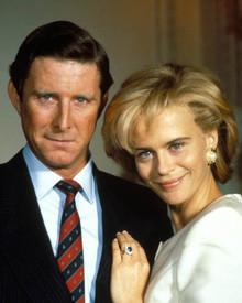 Serena Scott Thomas & David Threlfall in Diana: Her True Story Poster and Photo