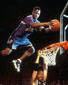 Marlon Wayans & Kadeem Hardison in The Sixth Man Poster and Photo