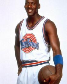 Michael Jordan in Space Jam Poster and Photo